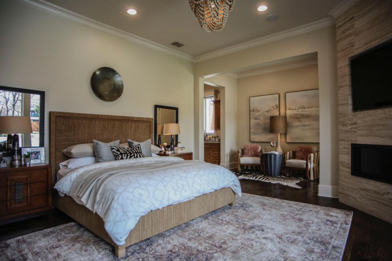 Southlake Master Suite